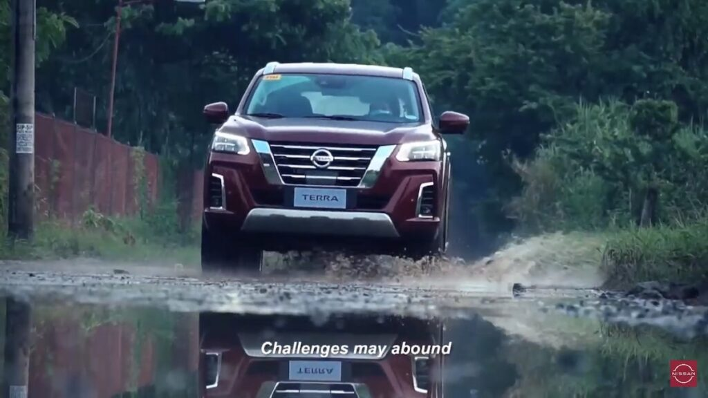 Image credit: Screenshot of 'Ingat Kayo' music video from Nissan Philippines YouTube live stream