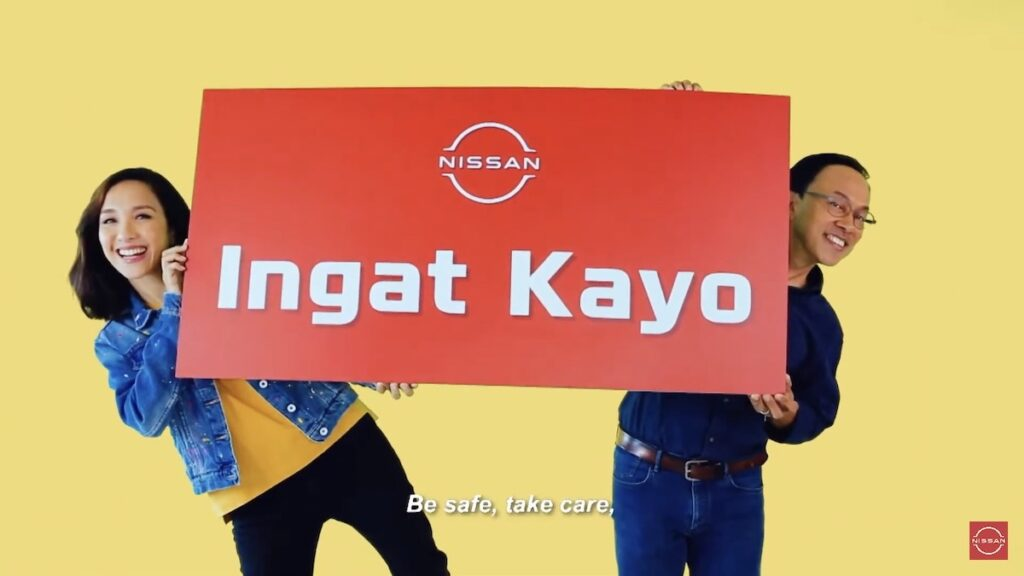 Not only did Nissan Philippines launch the new Nissan Terra in the country, but also the Japanese carmaker brought together Original Pilipino Music legends Barbie Almalbis and Noel Cabangon. Image credit: Screenshot of 'Ingat Kayo' music video from Nissan Philippines YouTube live stream