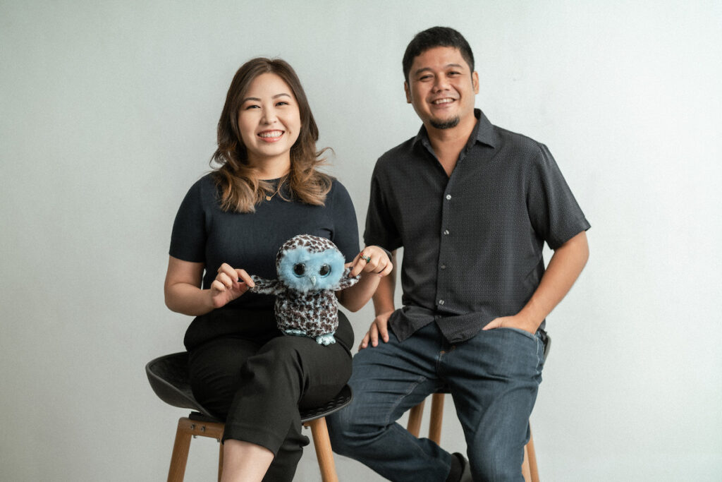 Yes, the plush toy owl that Beryl Li is holding is also a YGG co-founder. Image credit: Yield Guild Games Image credit: Yield Guild Games